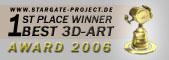3D-Art  Gold