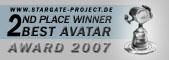 Avatar-Serie Silber